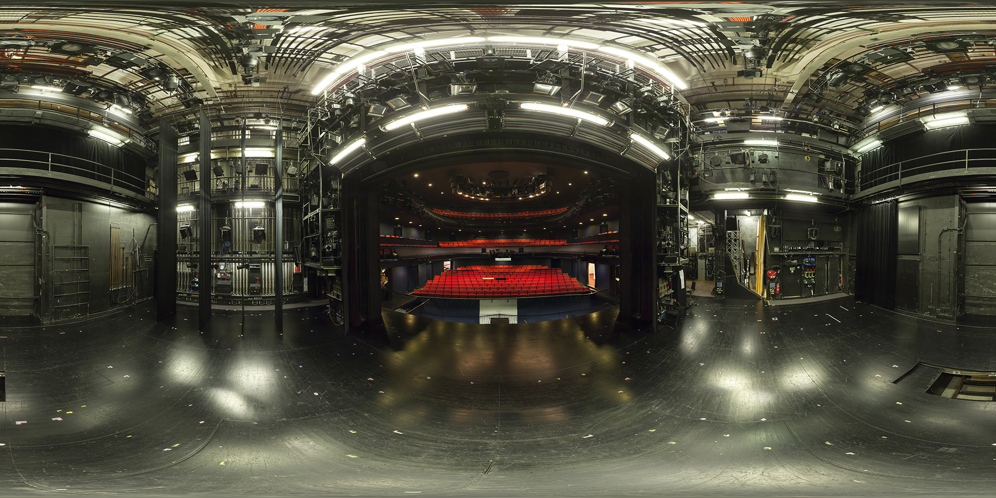 360° Luzerner Theater – Stage