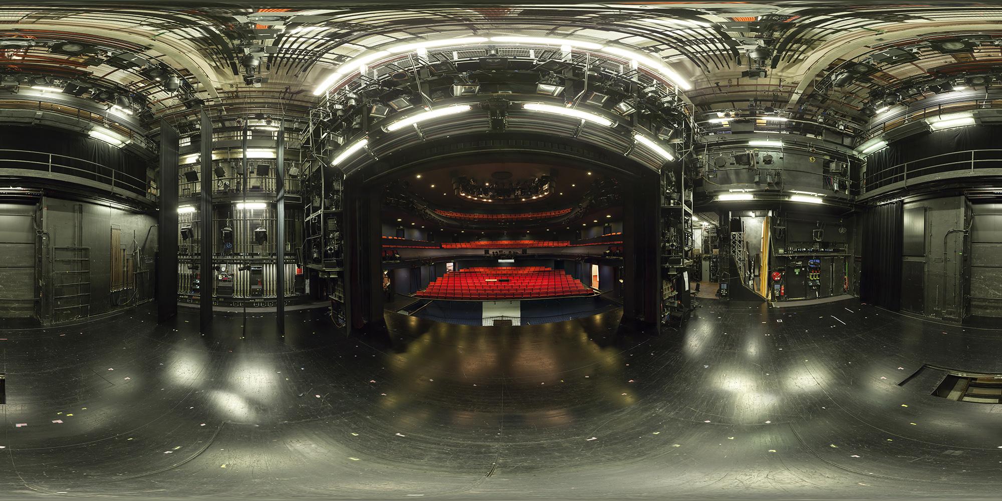 360° Luzerner Theater – Stage
