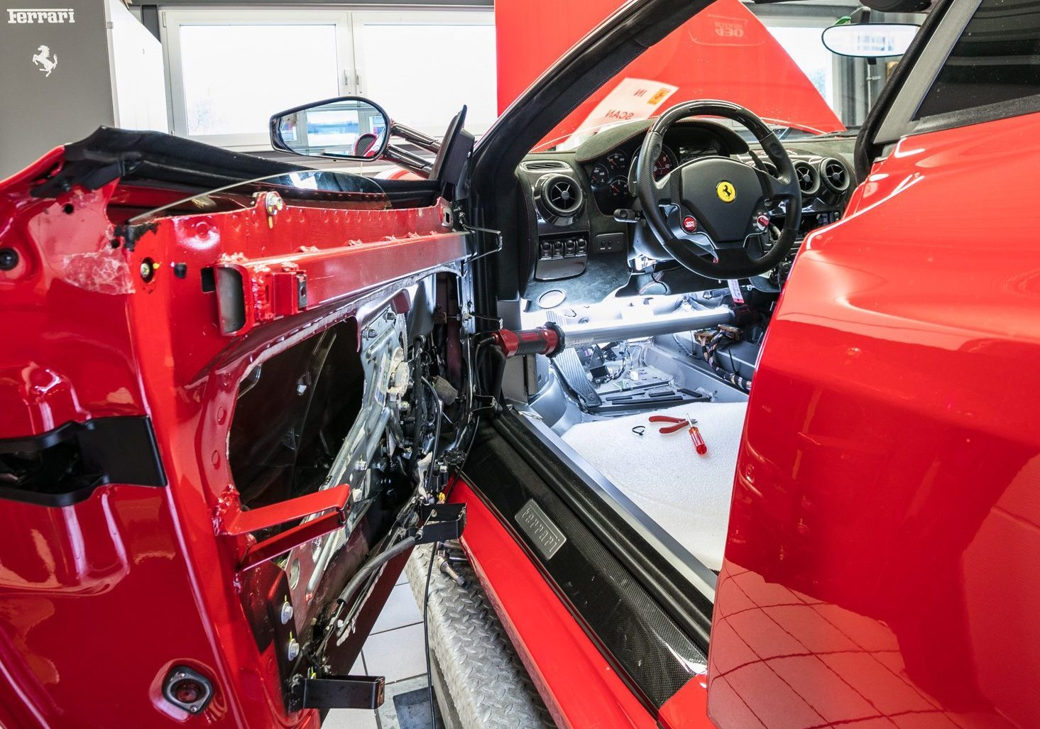 Ferrari Maserati Bentley II
